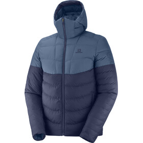 Salomon Sight Storm Sudadera Hombre, night sky/dark denim